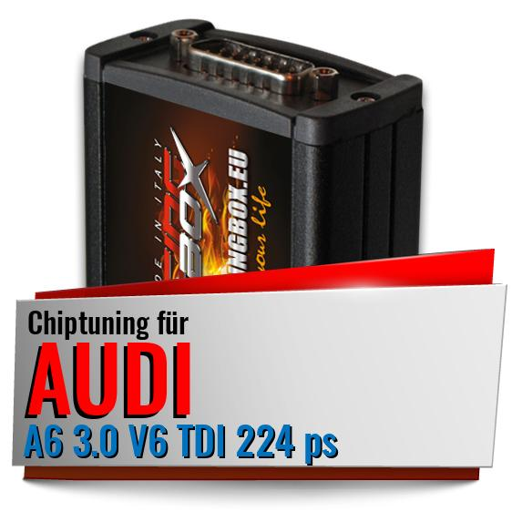 Chiptuning Audi A6 3.0 V6 TDI 224 ps