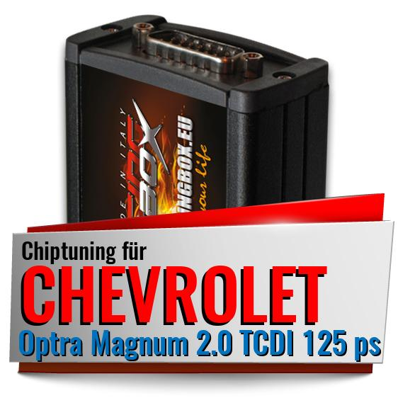 Chiptuning Chevrolet Optra Magnum 2.0 TCDI 125 ps