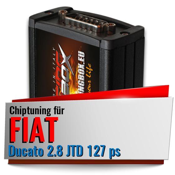 CHIPTUNING BOX Fiat Ducato 2,8 JTD 127ps