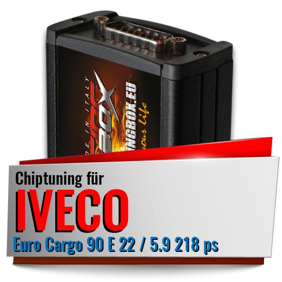Chiptuning Iveco Euro Cargo 90 E 22 / 5.9 218 ps