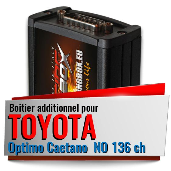 boitier additionnel toyota optimo caetano no 136 ch racing box. Black Bedroom Furniture Sets. Home Design Ideas